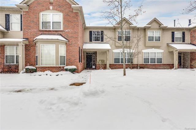 47580 Ormskirk Drive #220, Canton Twp, MI 48188 (#217109685) :: RE/MAX Classic