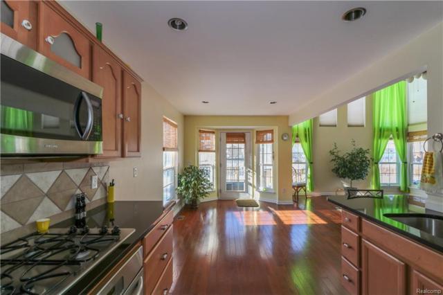 15242 Brookside Drive, Van Buren Twp, MI 48111 (#217109699) :: The Buckley Jolley Real Estate Team