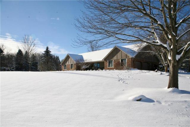 1248 Knob Creek Drive, Oakland Twp, MI 48306 (#217109719) :: Simon Thomas Homes