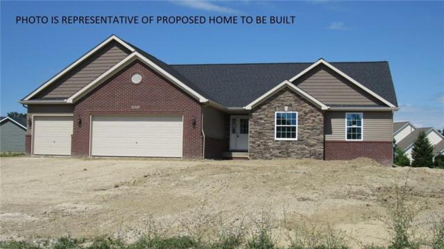 8369 Oak Ridge Drive, Goodrich Vlg, MI 48438 (#217109741) :: The Buckley Jolley Real Estate Team