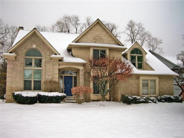 2737 Nicole Court, West Bloomfield Twp, MI 48324 (#217109770) :: RE/MAX Classic