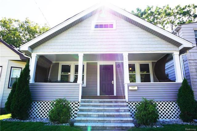 500 E Lewiston Avenue, Ferndale, MI 48220 (#217109801) :: RE/MAX Vision