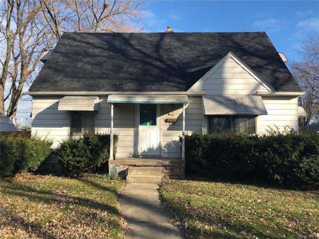 310 N Edgeworth Avenue, Royal Oak, MI 48067 (#217109912) :: RE/MAX Vision