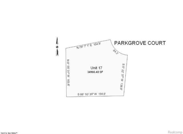 0 Parkgrove, Grand Blanc Twp, MI 48439 (MLS #5002298470) :: The Toth Team