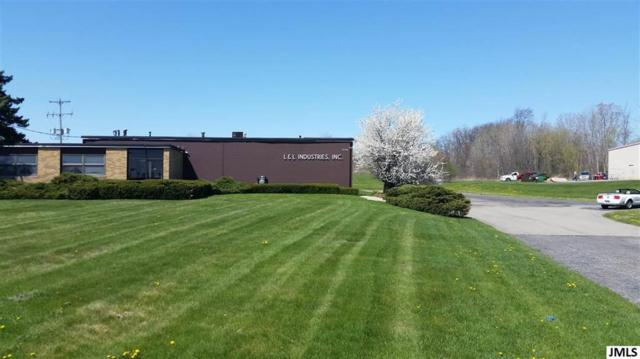 2588 Airport Rd, BLACKMAN CHARTER, MI 49202 (MLS #55020026423) :: The John Wentworth Group