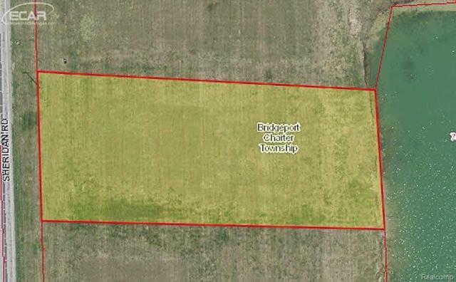 7863 Sheridan Rd, Lot 2, BRIDGEPORT TWP, MI 48415 (MLS #5002299508) :: The Toth Team