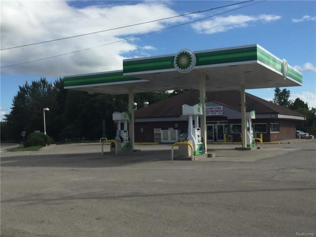10736 Metcalf Road, Brockway Twp, MI 48097 (MLS #216097236) :: The Toth Team