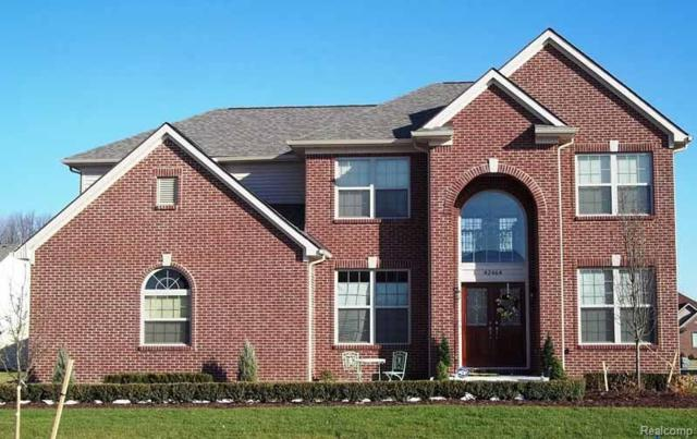 245 Fairway View Drive, Oxford Twp, MI 48371 (#217000117) :: The Buckley Jolley Real Estate Team