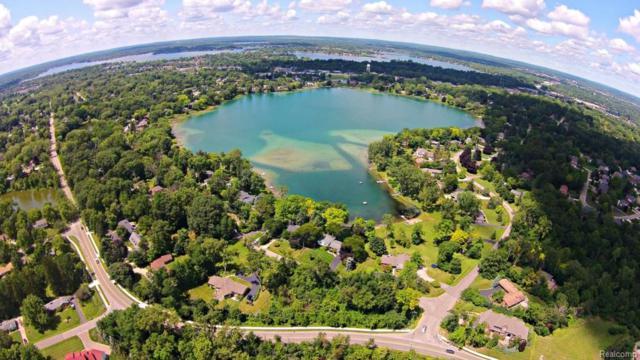0000 E Hammond Lake, Bloomfield Twp, MI 48324 (MLS #217001701) :: The Toth Team