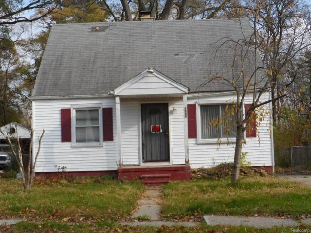 15920 Bramell Street, Detroit, MI 48223 (#217002822) :: Duneske Real Estate Advisors