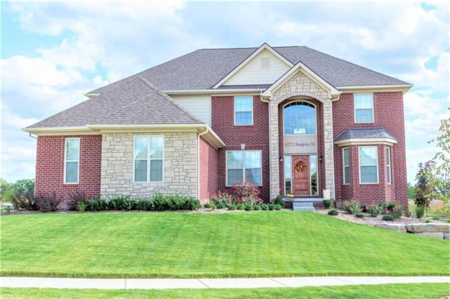 270 Fairway View Drive, Oxford Twp, MI 48371 (#217007337) :: The Buckley Jolley Real Estate Team