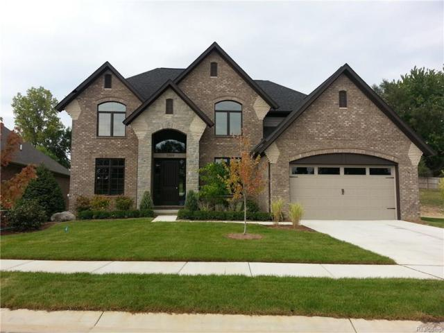 2009 Westridge Drive, Shelby Twp, MI 48316 (MLS #217015213) :: The Toth Team