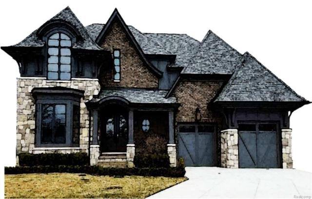3107 N Mistwood Court, White Lake Twp, MI 48383 (#217033443) :: Duneske Real Estate Advisors