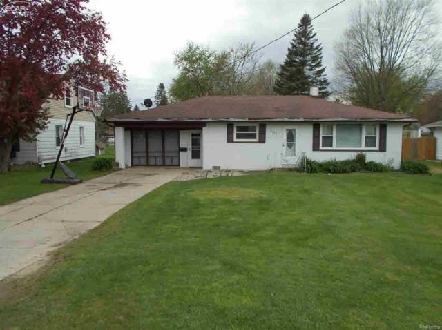 4136 Hackberry, BRIDGEPORT TWP, MI 48722 (#5002808782) :: RE/MAX Classic