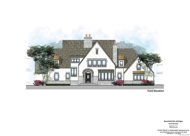 55 Orchard Lane, Bloomfield Hills, MI 48304 (MLS #217041167) :: The Toth Team