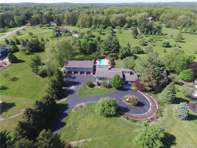 2345 E Commerce Street, Milford Twp, MI 48381 (#217041323) :: The Buckley Jolley Real Estate Team