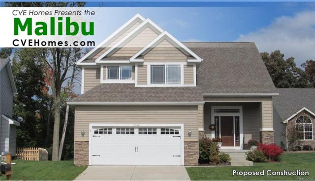 3810 Rolling Hills Drive, Holly Twp, MI 48442 (MLS #217052459) :: The Toth Team