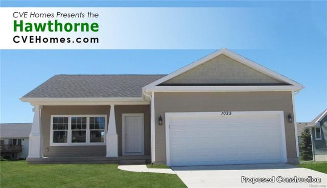 2116 Rolling Hills Drive, Holly Twp, MI 48842 (MLS #217053026) :: The Toth Team