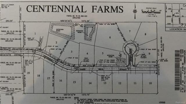 4477 Centennial Farms Drive, Mundy Twp, MI 48473 (#217060335) :: The Buckley Jolley Real Estate Team