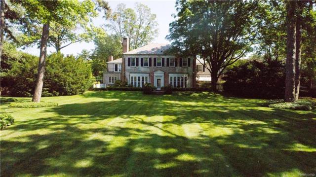 481 Kercheval Avenue, Grosse Pointe Farms, MI 48236 (#217062486) :: RE/MAX Classic