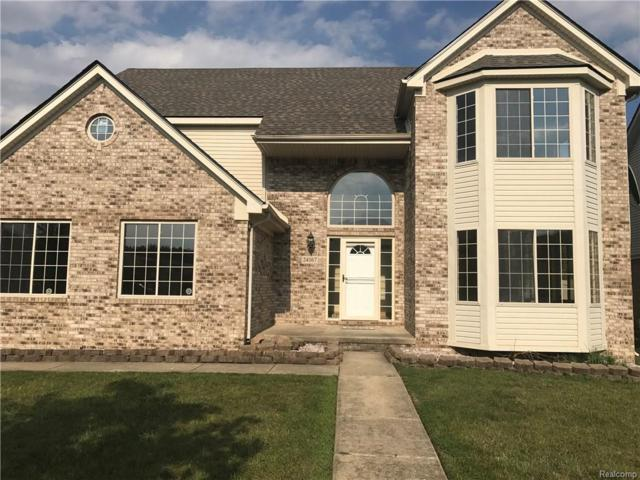 24167 Brentwood, Brownstown Twp, MI 48183 (#217066300) :: RE/MAX Classic