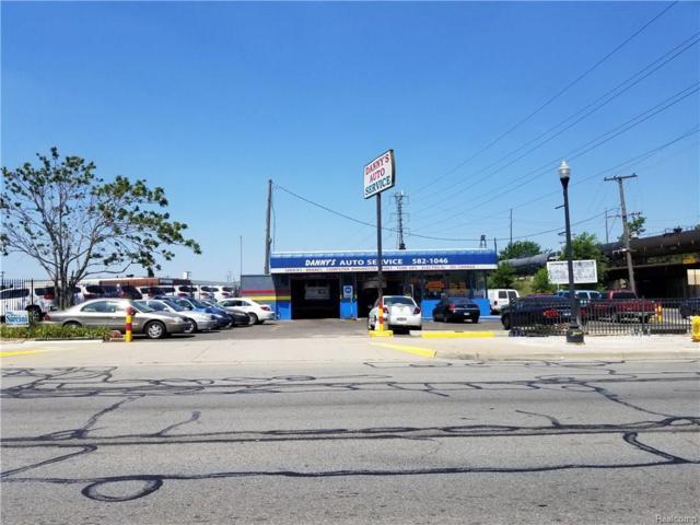 12706 Michigan Avenue, Dearborn, MI 48126 (#217067698) :: RE/MAX Classic