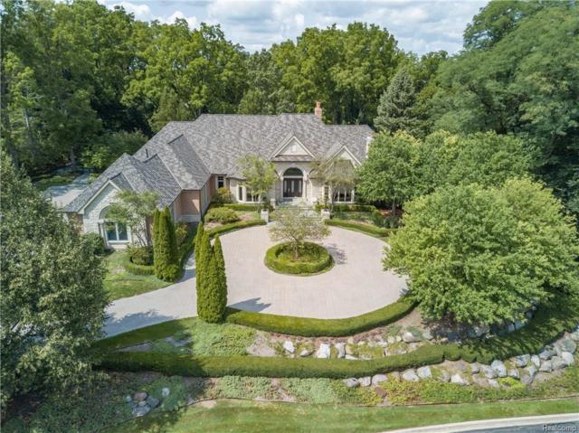 35 Hidden Ridge, Bloomfield Hills, MI 48304 (#217076963) :: RE/MAX Classic