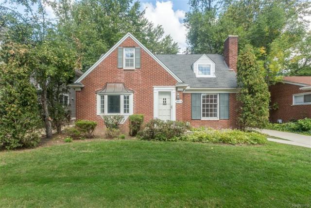 10754 Borgman Avenue, Huntington Woods, MI 48070 (#217081297) :: Duneske Real Estate Advisors