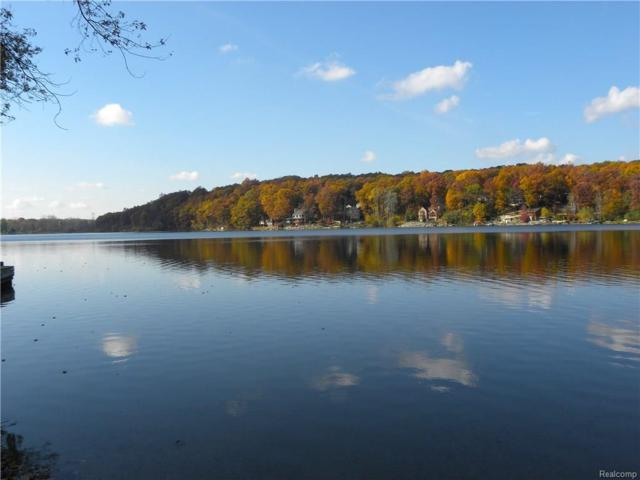 0000 Lakeview, Independence Twp, MI 48348 (MLS #217082578) :: The Toth Team