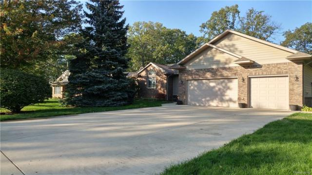 30575 Triangle Drive, Gibraltar, MI 48173 (#217084977) :: The Buckley Jolley Real Estate Team