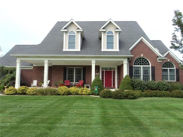 9047 Green Hickory Lane, Tyrone Twp, MI 48430 (#217085812) :: The Buckley Jolley Real Estate Team