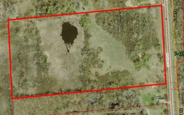 0000 Michigan Road, Port Huron Twp, MI 48060 (#217087004) :: The Buckley Jolley Real Estate Team