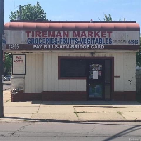 14905 Tireman Avenue, Dearborn, MI 48126 (MLS #217087295) :: The Toth Team