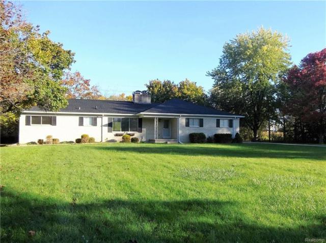 34530 W 14 MILE Road, West Bloomfield Twp, MI 48322 (#217089185) :: The Buckley Jolley Real Estate Team