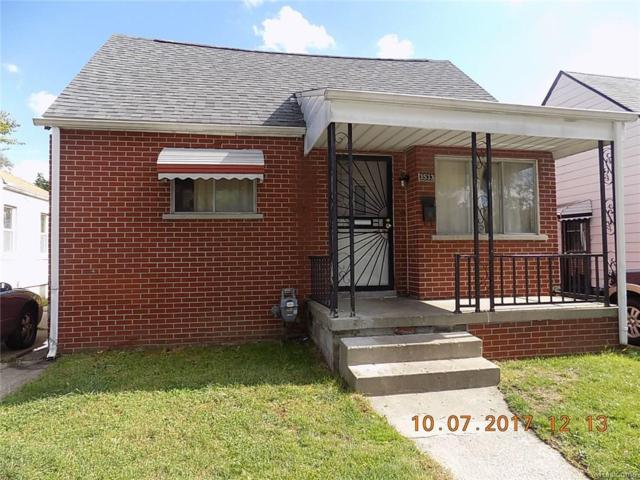 3533 Williams Street, Inkster, MI 48141 (#217089477) :: Duneske Real Estate Advisors