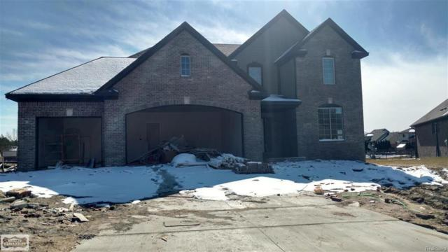 22142 Montgomery Court, Macomb Twp, MI 48042 (MLS #58031332775) :: The Toth Team