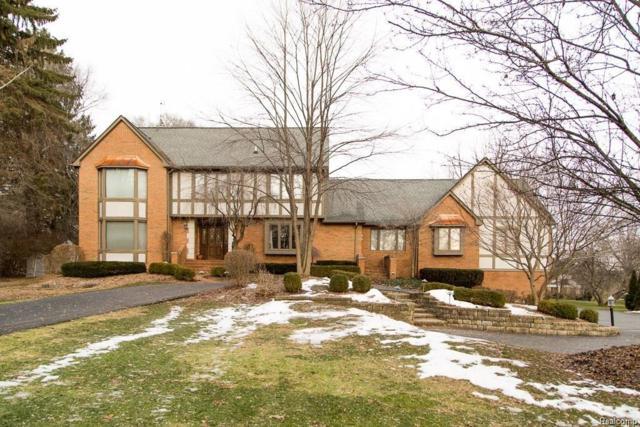 45850 W Ann Arbor Trail, Plymouth Twp, MI 48170 (#217091982) :: RE/MAX Classic