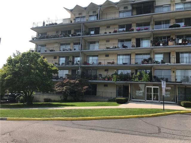 8300 E Jefferson Avenue #104, Detroit, MI 48214 (#217092401) :: Duneske Real Estate Advisors