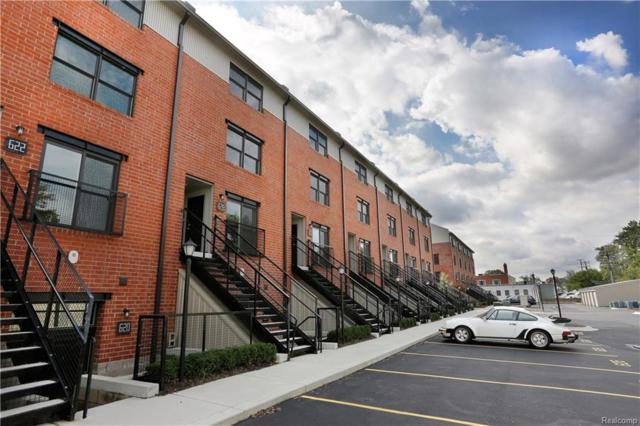 626 W Eleven Mile Road, Royal Oak, MI 48067 (#217093243) :: Duneske Real Estate Advisors