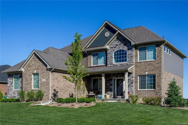 419 Golfside Drive, Oxford Twp, MI 48371 (#217097388) :: The Buckley Jolley Real Estate Team