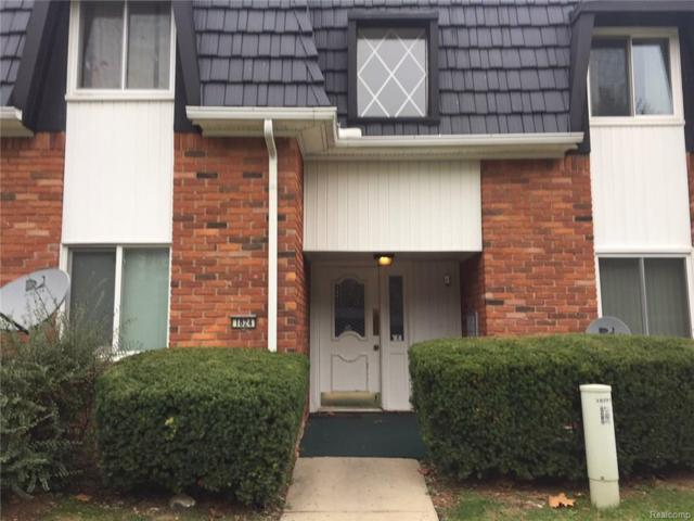 1824 Colonial Village Way #4, Waterford Twp, MI 48328 (#217097620) :: RE/MAX Classic