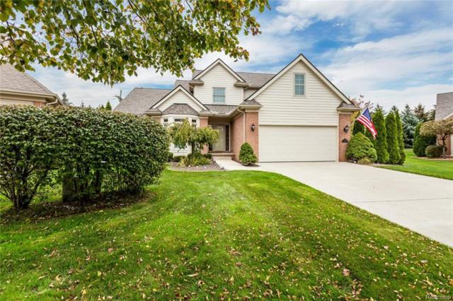 47130 Hunters Park Drive, Plymouth Twp, MI 48170 (#217098533) :: RE/MAX Classic