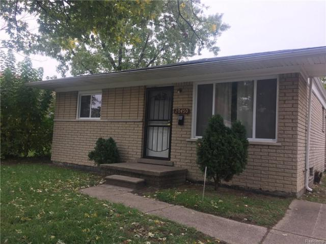 20450 Wisconsin Street, Detroit, MI 48221 (#217099664) :: RE/MAX Classic