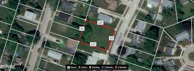 0 Meadle, Macomb Twp, MI 48043 (#58031335084) :: Metro Detroit Realty Team | eXp Realty LLC