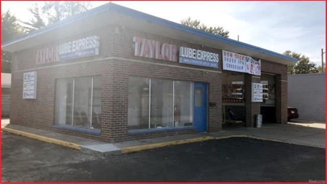 25815 Van Born Road, Taylor, MI 48180 (MLS #217101205) :: The Toth Team