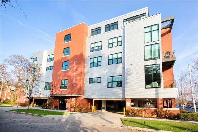 100 N Center Street #201, Royal Oak, MI 48067 (#217103741) :: Duneske Real Estate Advisors