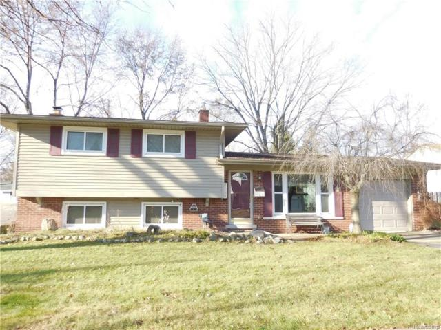 21117 Larkspur Street, Farmington, MI 48336 (#217104211) :: RE/MAX Nexus