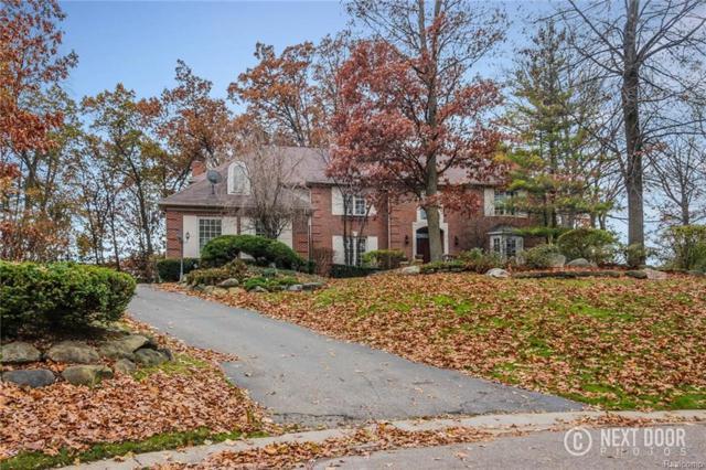 1595 Heronwood Court, Bloomfield Twp, MI 48302 (#217104648) :: Duneske Real Estate Advisors
