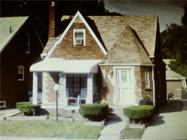 18933 Barlow Street, Detroit, MI 48205 (#217104795) :: RE/MAX Classic