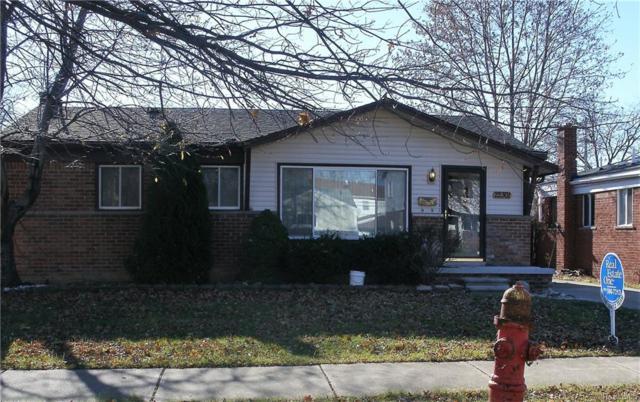 22301 David Street, Taylor, MI 48180 (#217105780) :: Duneske Real Estate Advisors